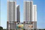 Mặt bằng căn hộ Mandarin Garden 2 sẽ mang đến cho khách hàng 2 sự lựa chọn là căn hộ 2 và 3 phòng ngủ với diện tích từ 67-130 m2.