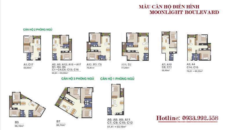 Thông tin Căn hộ 510 Kinh Dương Vương - Moonlight Boulevard (CH,Shophouse,Officetel)  - 4