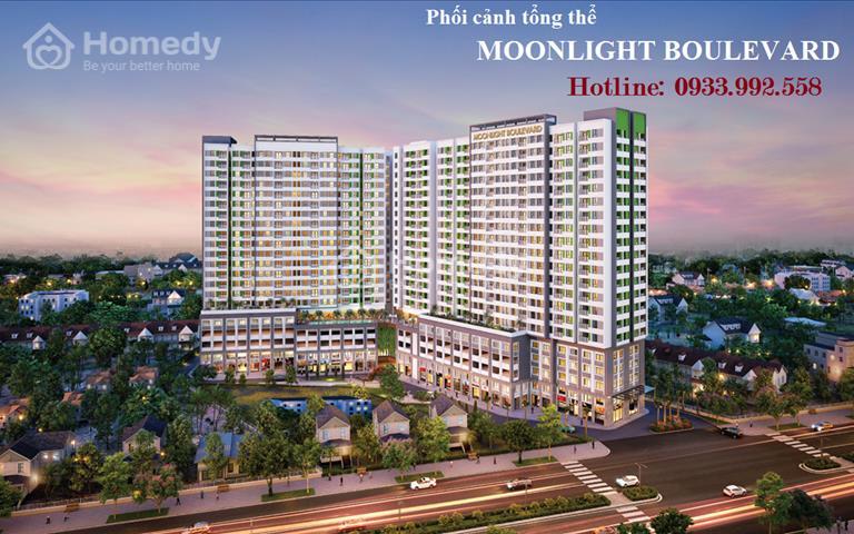 Thông tin Căn hộ 510 Kinh Dương Vương - Moonlight Boulevard (CH,Shophouse,Officetel)