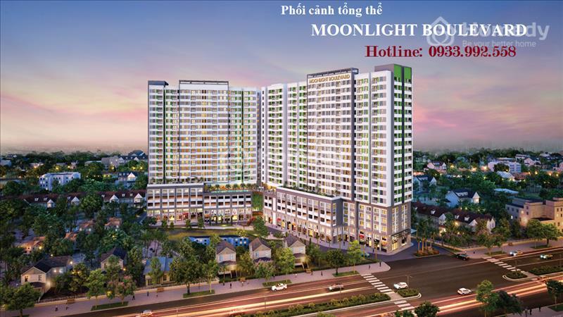 Thông tin Căn hộ 510 Kinh Dương Vương - Moonlight Boulevard (CH,Shophouse,Officetel)  - 1