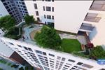 Được thiết kế với 8 căn hộ/sàn, với 4 thang máy tốc độ cao 2,5m/s đi lại thuận lợi và nhanh chóng. Các hành lang căn hộ được thiết kế sang trọng thông thoáng. Với chiều rộng hơn 3m tại khu vực sảnh thang máy.