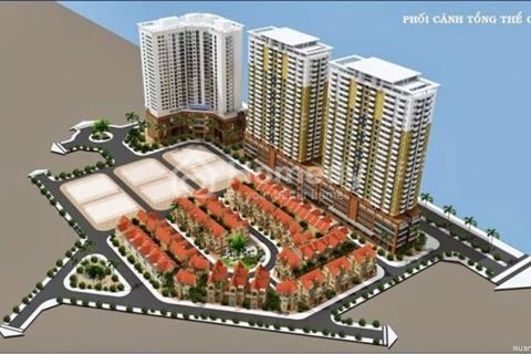 Suất ngoại giao chung cư C37 Bộ Công An - căn hộ giá từ 24 triệu/ m2, biệt thự giá từ 98 triệu/ m2