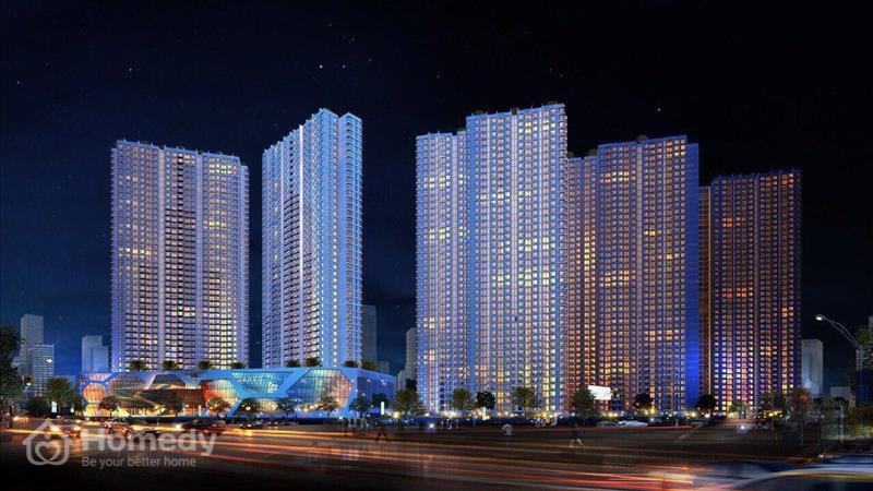 Dự án Vinhomes Smart City Nguyễn Trãi Hà Nội - ảnh giới thiệu