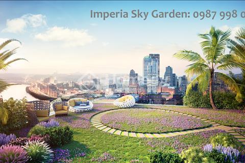 Imperia Sky Garden - Siêu Dự Án - Đẳng cấp Ngang Tầm Times City - Chủ Đầu Tư hé lộ thông tin