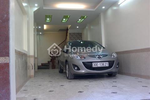 Nhà riêng Lê Hồng Phong, Hà Đông có gara ô tô, tặng kèm nội thất cao cấp sẵn ở, 6 tầng