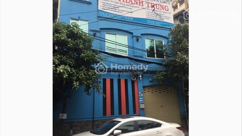 Nhà MT đẹp cho thuê trên đường Trường Chinh, trệt, 3 lầu, 42 triệu - 1