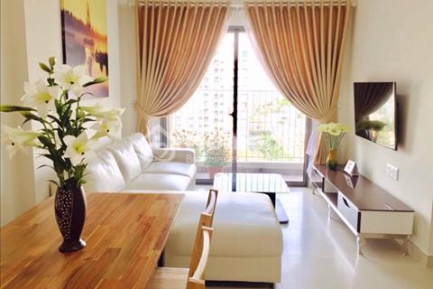 Cho thuê căn hộ Masteri tháp T1 lầu cao 66m2 2PN ban công view đẹp nội thất đầy đủ