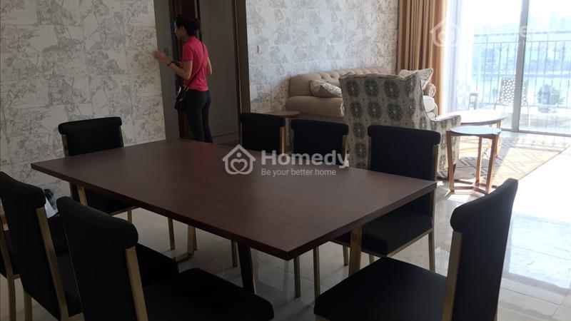 Cho thuê căn hộ Vinhome Central park 3PN 160 m2 - 8