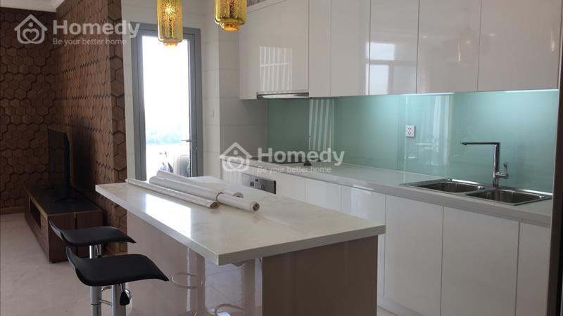 Cho thuê căn hộ Vinhome Central Park 3 phòng ngủ 160 m2 - 1