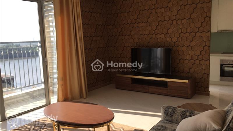 Cho thuê căn hộ Vinhome Central park 3PN 160 m2 - 10