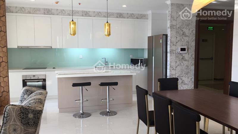 Cho thuê căn hộ Vinhome Central Park 3 phòng ngủ 160 m2 - 7