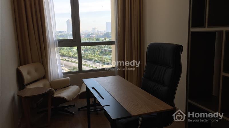 Cho thuê căn hộ Vinhome Central park 3PN 160 m2 - 9