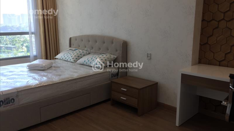 Cho thuê căn hộ Vinhome Central park 3PN 160 m2 - 2