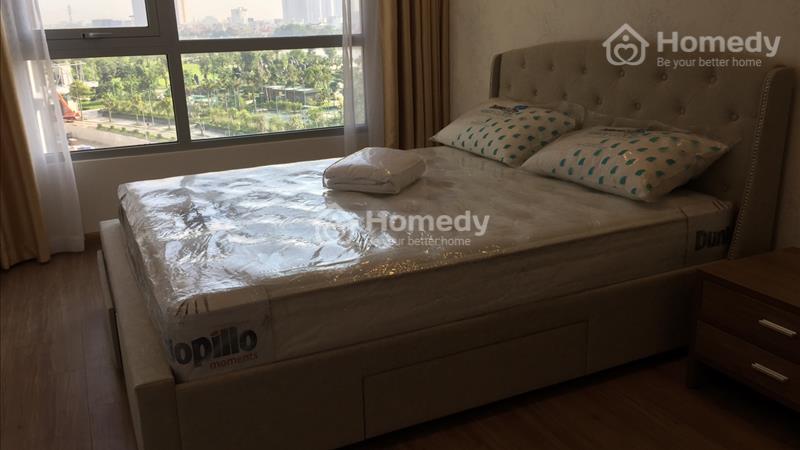 Cho thuê căn hộ Vinhome Central Park 3 phòng ngủ 160 m2 - 12
