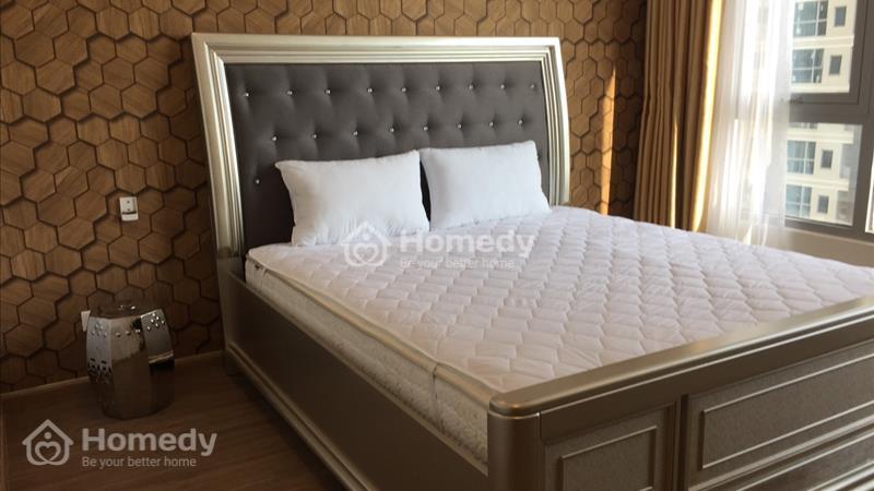 Cho thuê căn hộ Vinhome Central Park 3 phòng ngủ 160 m2 - 13