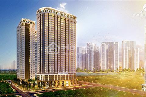 Bán căn hộ chung cư Sunshine Garden, cạnh Times City 2 phòng ngủ. Giá 2,4 tỷ, diện tích 82,69 m2