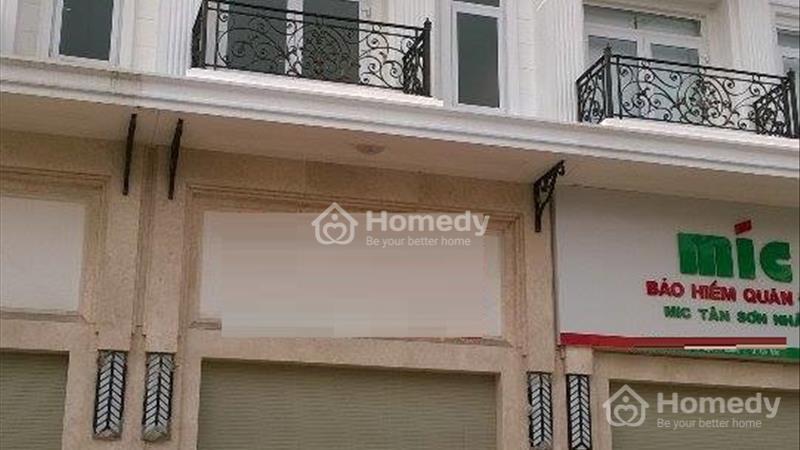 Nhà cho thuê đường Trần Thị Nghĩ, Gò Vấp dt 100m2 - 1