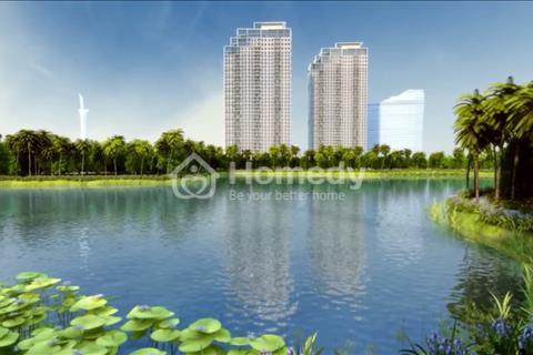 Căn hộ cao cấp Mỹ Đình Pearl, đối diện bộ ngoại giao, sát hồ điều hòa 14 ha, giá từ 34 triệu/ m2
