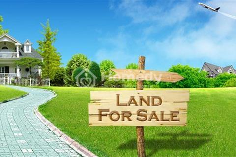 Bán gấp lô đất lô đất sau công ty giá thị trường