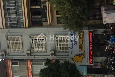 Cho thuê nhà Trung Yên 6, diện tích100 m2 x 5 tầng, ĐỦ ĐỒ