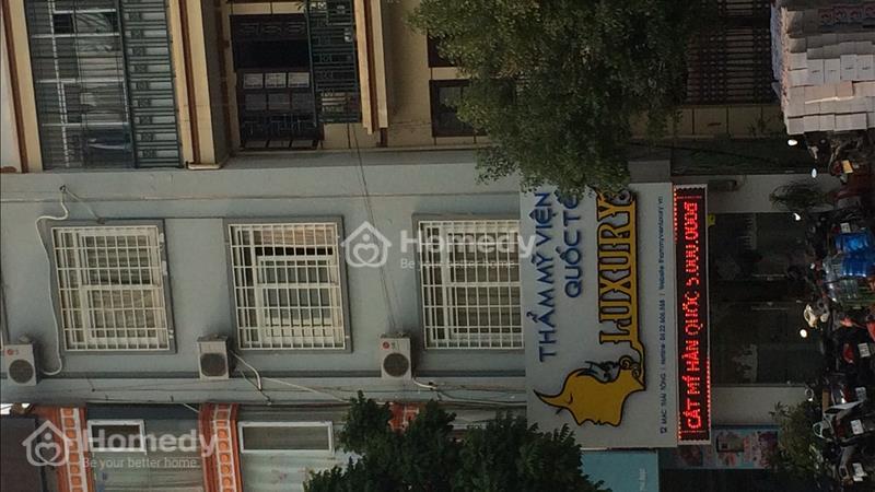 Cho thuê nhà Trung Yên 6, diện tích100 m2 x 5 tầng, ĐỦ ĐỒ - 1
