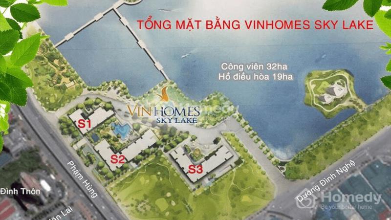 Tư vấn mua chung cư Vinhomes Skylake Phạm Hùng - 4