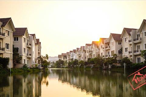 Chính chủ bán biệt thự Vinhomes Riverside 215 m2, phía trước là vườn hoa, vị trí rất đẹp giá hợp lý