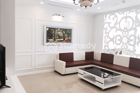 Cho thuê căn hộ cao cấp Royal City  tầng 20 diện tích 130 m2, 2PN, nội thất đẹp. Giá 16 triệu/tháng