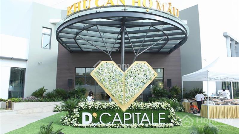 Vinhomes D'Capitale Trần Duy Hưng tháng 2, chiết khấu 11% tặng 1,6 cây vàng - 2