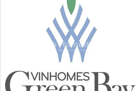 **Điểm bán hàng chính thức** Vinhomes Green Bay Mễ Trì của Vingroup