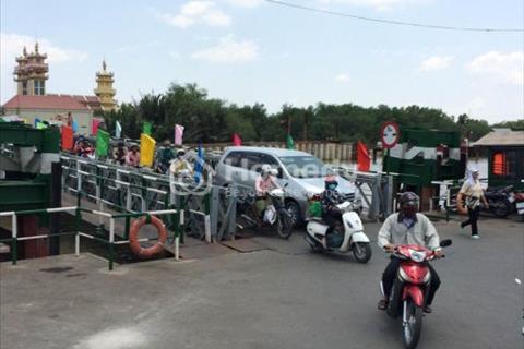 Bán đất ngay chợ Đại Phước, Cát Lái, tiện kinh doanh, mua bán, để ở, giá chỉ 680 triệu