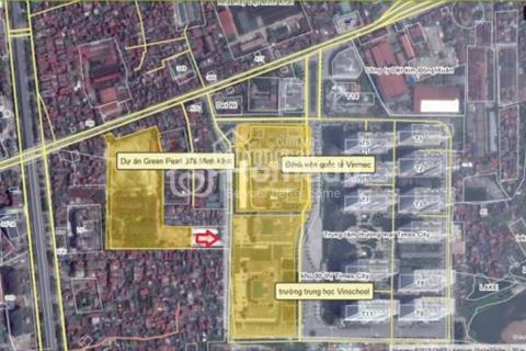 Những căn liên kề cuối cùng của dự án 378 Minh Khai đã chuẩn bị nhận nhà