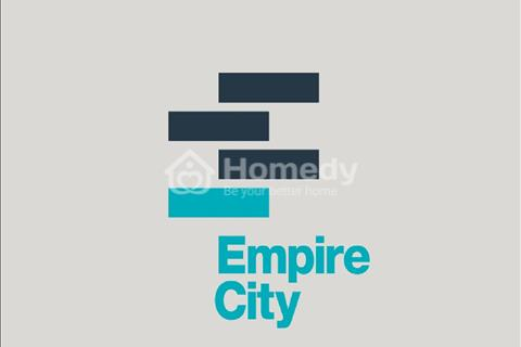 Ảnh đại diện - Khu phức hợp tháp quan sát Thủ Thiêm (Empire City)