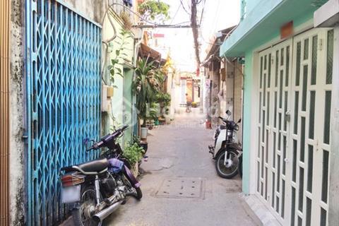 Bán nhà 1 lầu thiết kế đẹp hẻm 62 đường Lâm Văn Bền, P. Tân Kiểng, Quận 7.