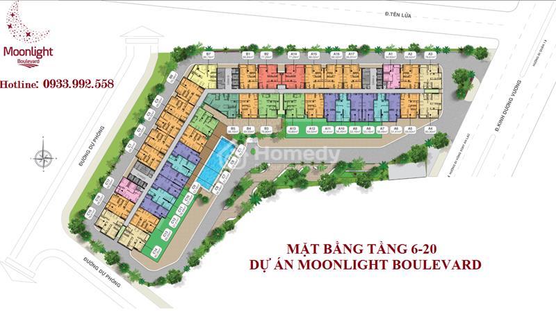 căn hộ 510 Kinh Dương Vương Moonlight Boulevard
