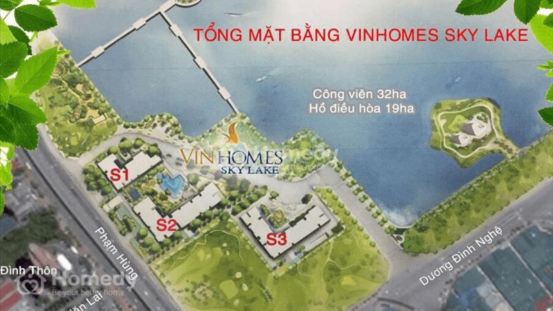 Tư vấn mua chung cư Vinhomes Skylake Phạm Hùng - 1