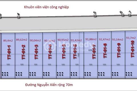 Bán Shophoues Luxury mặt phố Nguyễn Xiển Khuất Duy Tiến