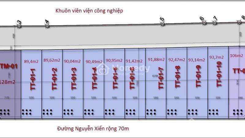Bán Shophoues Luxury mặt phố Nguyễn Xiển Khuất Duy Tiến - 1