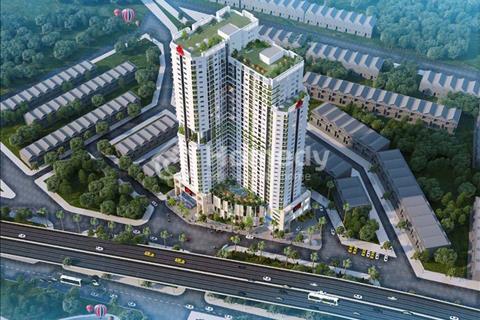 Từ 1,1 tỷ sở hữu căn hộ cao cấp trung tâm Hòn Gai view Vịnh Hạ Long