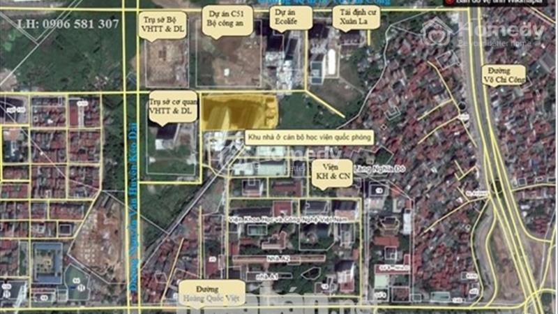 Bán sàn thương mại tiếp giáp 2 mặt đường Hoàng Quốc Việt, Nguyễn Văn Huyên - 3