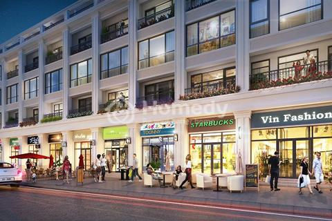 Shophouse tại TP.Hồ Chí Minh mở bán tạo cơn sốt thị trường 2017