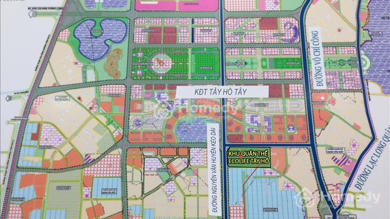 Sàn thương mại trong quần thể Ecolife Tây hồ từ 18-19 triệu/ m2 - 7