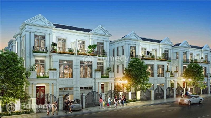 Hot ! Chính thức mở bán siêu dự án Vinhomes Riverside giai đoạn 2 - 8