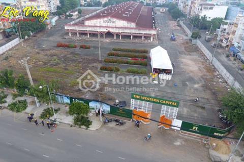 Mở bán giai đoạn 1 căn hộ cao cấp 4 mặt tiền The Western Capital Lý Chiêu Hoàng, Q6 1,2 tỷ/căn 2
