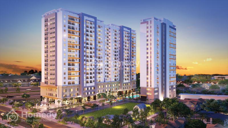 Chỉ 1,1tỷ/căn, căn hộ Moonlight Park View MT khu Tên Lửa, liền kề Aeon Mall - BX Miền Tây - 1