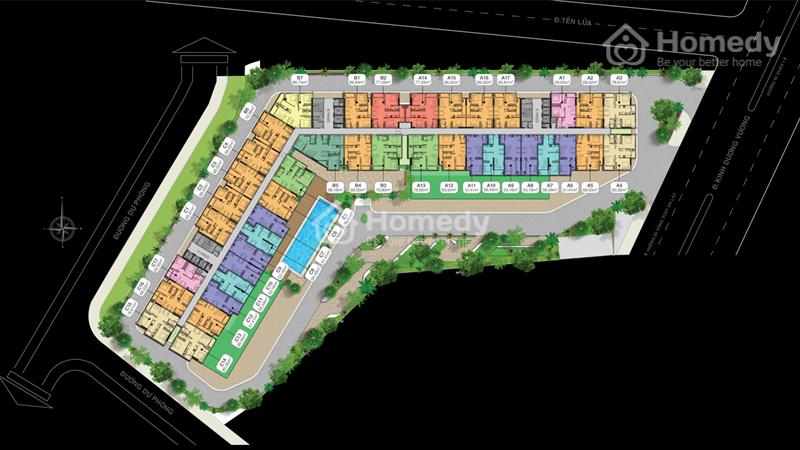 Căn hộ Moonlight Boulevard trung tâm Quận 6 - Bình Tân, Chính thức mở bán CK 3% - 18% - 4