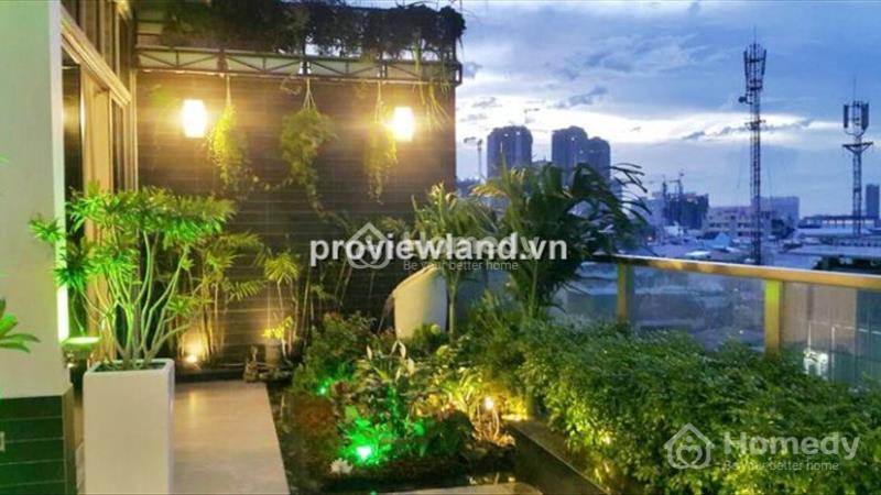 Căn hộ The Vista An Phú 147m2 2PN nội thất cao cấp có ban công và sân vườn - 4