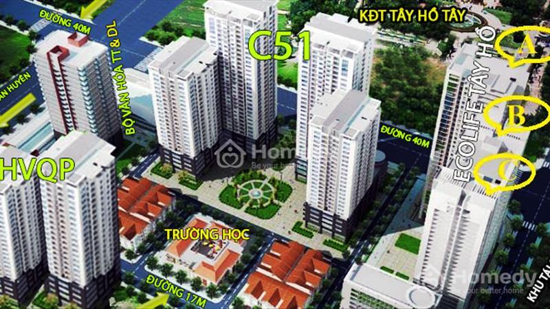 Bán sàn thương mại tiếp giáp 2 mặt đường Hoàng Quốc Việt, Nguyễn Văn Huyên - 4