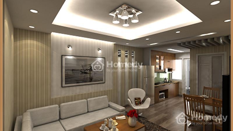 Ruby City Long Biên bàn giao ở ngay căn 3 ngủ diện tích 80 m2, giá 1,6 tỷ - 1