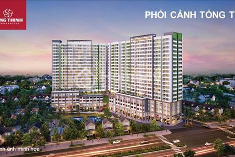 Nhận ngay CK 3% +18% ngay khi giữ chỗ CH Moonlight Boulevard,ngay Aeon Mall Bình Tân, giá 1,1tỷ